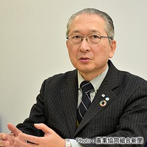 神津里季生 連合会長
